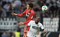 v.l. Kai Havertz (Leverkusen), Jetro Willems<br /> Frankfurt, 25.11.2017, Fussball Bundesliga, Eintracht Frankfurt - Bayer 04 Leverkusen<br /> <br /> Norway only