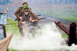 Pickering Show Ground Living History and Battle Reenactments<br /> 13 October 2013<br /> Image © Paul David Drabble<br /> www.pauldaviddrabble.co.uk