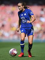 Football - 2021 / 2022 Women's Super League - Arsenal vs Chelsea - Emirates Stadium - Sunday 5th September 2021<br /> <br /> Chelsea FC Women's Guro Reiten.<br /> <br /> COLORSPORT/Ashley Western