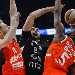 20200111: SRB, Basketball - ABA League 2019/20, KK Partizan NIS vs KK Cedevita Olimpija
