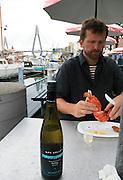 The Fish Market in Sydney, Autralia.