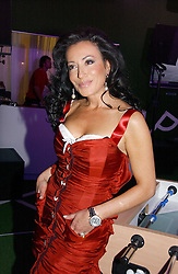 NANCY DELL'OLIO at a party to launch Umbro Football Fever at Selfridges, Oxford Street, London on 8th June 2006.<br /><br />NON EXCLUSIVE - WORLD RIGHTS