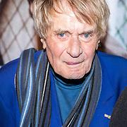 NLD/Amsterdam/20161125 - Boekpresentatie Johnny Rep Biografie, oud scheidsrechter Frans Derks