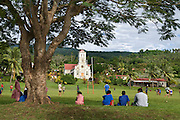 Wairiki Catholic Church (1907), Taveuni, Fiji