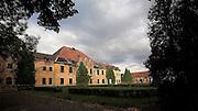 XVII-wieczny pałac rodu Lehndorff w Sztynorcie