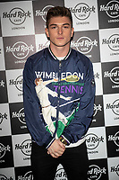 Richard Wisker  at the Hard Rock Cafe celebrity-studded Christmas party for children's charity Fight For Life LONDON, 2 December 2019