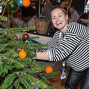 NLD/Amsterdam/20181206 - Sky Radio's Christmas Tree For Charity, Minke Booij