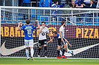 Fotball , 12 August , Eliteserien , Molde - Rosenborg , Fredrik Brustad<br /> <br />  , Foto: Marius Simensen, Digitalsport