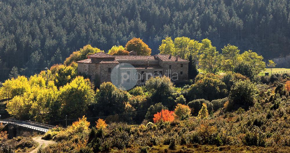 Ermita de la virgen de Tómalos. La Rioja ©Daniel Acevedo / PILAR REVILLA
