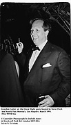 Graydon Carter  at  the Oscar Night party hosted by Steve Tisch and Vanity Fair. Morton's. Los Angeles. March 1995. Film 95558/36a<br />© Copyright Photograph by Dafydd Jones<br />66 Stockwell Park Rd. London SW9 0DA<br />Tel 0171 733 0108