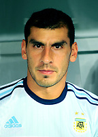 Conmebol - World Cup Fifa Russia 2018 Qualifier / <br /> Argentina National Team - Preview Set - <br /> Nahuel Ignacio Guzman Palomeque