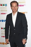 Adam James, Broadcasting Press Guild 42nd Annual Television & Radio Awards, Theatre Royal Drury Lane, London UK, 11 March 2016, Photo by Brett D. Cove