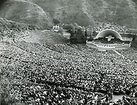 1941 Easter Sunrise Service at the Hollywood Bowl