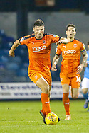 Luton Town defender Matthew Pearson (6) on the ball during the EFL Sky Bet League 1 match between Luton Town and Bradford City at Kenilworth Road, Luton, England on 27 November 2018.