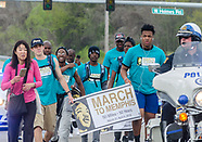 Tennessee, Memphis - 50-Mile March to Memphis for Dr. Martin Luther King Jr.
