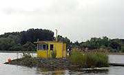 Motherwell, SCOTLAND. technical, alignment hut, at the  2007 FISA U23 [Senior B] World Championship Regatta, Strathclyde Country Park.  25/07/2007 [Mandatory credit Peter Spurrier/ Intersport Images].
