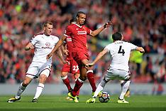 Liverpool v Burnley - 16 Sept 2017