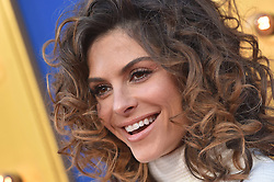 """Stars attend the """"Sing"""" Premiere in Los Angeles, California. 03 Dec 2016 Pictured: Maria Menounos. Photo credit: Bauer Griffin / MEGA TheMegaAgency.com +1 888 505 6342"""