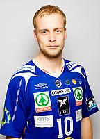 Håndball , portretter , portrett , Postenligaen 2008 / 2009 , Drammen DHK<br /> <br /> 10Bård Kinn Nordhagen<br /> <br /> Foto: Eirik Førde<br /> <br /> <br /> <br /> Foto: Eirik Førde