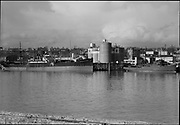 "Ackroyd 05917-6.  ""Permanente Cement co. dock. March 14, 1955"" (5x7"")"
