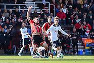 Bournemouth v Tottenham Hotspur 221016