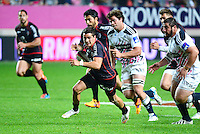 Sebastien BEZY - 24.04.2015 - Stade Francais / Stade Toulousain - 23eme journee de Top 14<br />