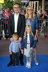August 16, 2017 - New York, NY, USA - August 16, 2017  New York City..Barry Josephson and family attending the 'The Tick' TV show premiere on August 16, 2017 in New York City. (Credit Image: © Kristin Callahan/Ace Pictures via ZUMA Press)