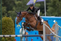 Carton-Grootjans Ann, BEL, Kai Licha de Carmel<br /> Belgisch Kampioenschap Jumping  <br /> Lanaken 2020<br /> © Hippo Foto - Dirk Caremans<br /> 03/09/2020