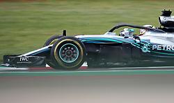 May 13, 2018 - Barcelona, Spain - Lewis Hamilton, team Mercedes, during the GP Spain F1, on 13th May 2018 in Barcelona, Spain. (Credit Image: © Joan Valls/NurPhoto via ZUMA Press)