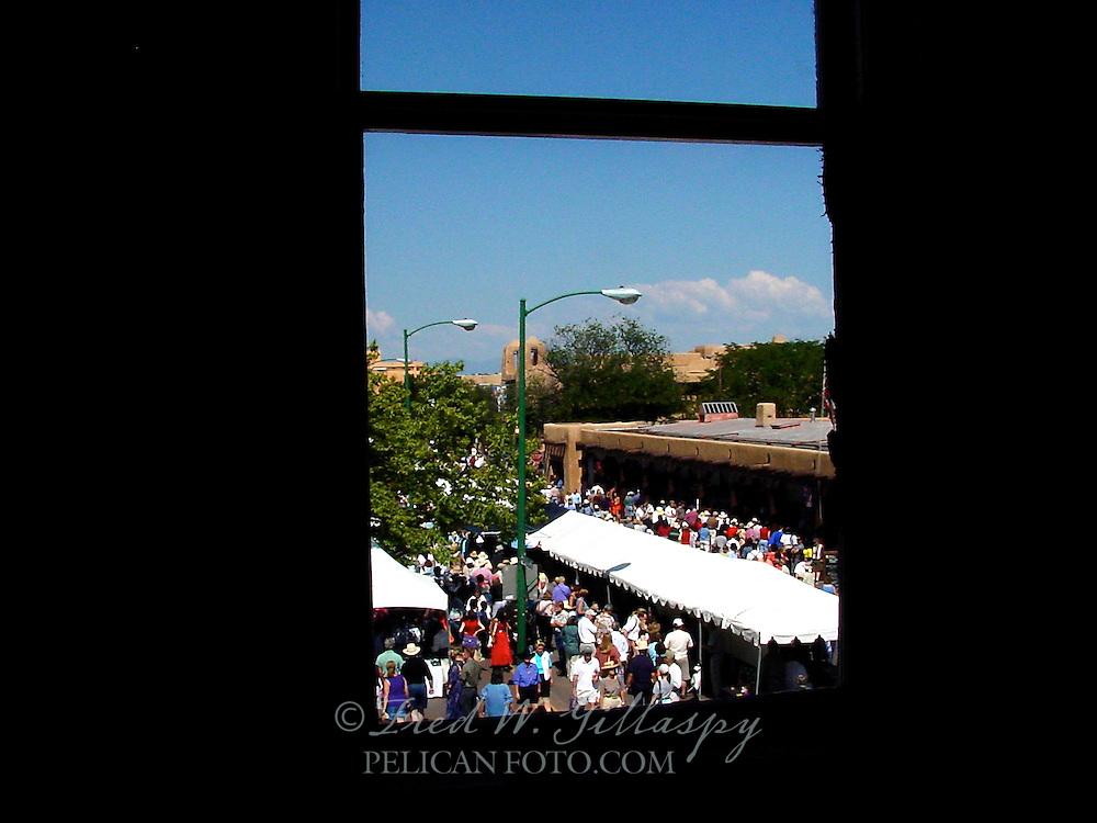 Indian Market, Sante Fe, New Mexico