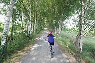 Greenway between Domfront and Barenton. Veloscenic, Normandy, France © Rudolf Abraham