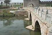 Tonghzou 16th century bridge