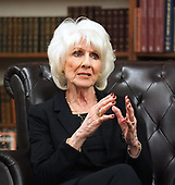 """Diane Rehm Signs Copies Of """"On My Own"""""""