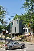 Kimball Residence | in situ studio | Raleigh, NC
