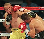 Boxing: Lenny Zappavigna vs Lianhui Yang