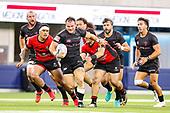 Major League Rugby-Utah Warriors at LA Giltinis-May 15, 2021