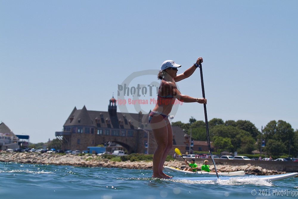 Waterman Eco-Challenge 2011, July 16th Narragansett Town Beach, Narragansett RI