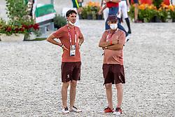 Guerdat Steve, SUI<br /> Olympic Games Tokyo 2021<br /> © Hippo Foto - Dirk Caremans<br /> 06/08/2021
