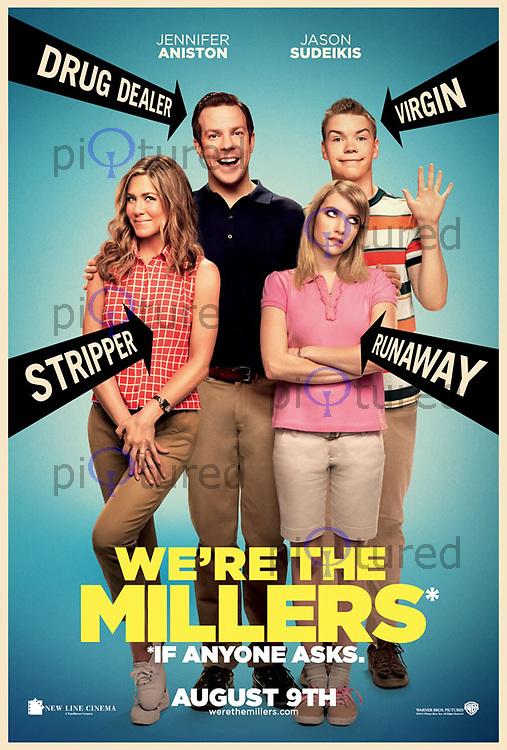 We're The Millers - UK film premiere