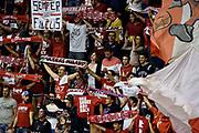 DESCRIZIONE : Milano Eurolega Euroleague 2014-15 EA7 Emporio Armani Milano FC Barcelona<br /> GIOCATORE : Tifosi<br /> CATEGORIA : Tifosi<br /> SQUADRA : EA7 Emporio Armani Milano<br /> EVENTO : Eurolega Euroleague 2014-2015<br /> GARA : EA7 Emporio Armani Milano FC Barcelona<br /> DATA : 23/10/2014<br /> SPORT : Pallacanestro <br /> AUTORE : Agenzia Ciamillo-Castoria/Max.Ceretti<br /> Galleria : Eurolega Euroleague 2014-2015<br /> Fotonotizia : Milano Eurolega Euroleague 2014-15 EA7 Emporio Armani Milano FC Barcelona<br /> Predefinita :