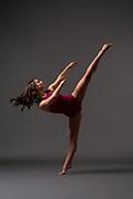 Dancer: Jenna Villar, Photo by Nathan Sweet Photography