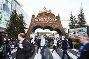 Salesforce's 2019 Dreamforce event photographed by Raymond Rudolph