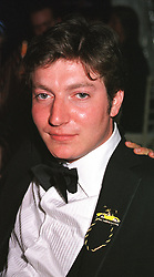 VISCOUNT WEYMOUTH son of the Marquess of Bath <br /> at a party in London on 3rd June 2000.OEZ 287<br /> © Desmond O'Neill Features:- 020 8971 9600<br />    10 Victoria Mews, London.  SW18 3PY <br /> www.donfeatures.com   photos@donfeatures.com<br /> MINIMUM REPRODUCTION FEE AS AGREED.<br /> PHOTOGRAPH BY DOMINIC O'NEILL