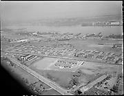 "ackroyd-00031-28. ""Guilds Lake Court aerials. August 22, 1946"""