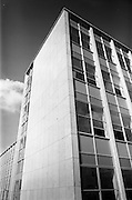 13/04/1964<br /> 04/13/1964<br /> 13 April 1964<br /> Exterior of new university buildings at Belfield. A section of the Chemistry Department.