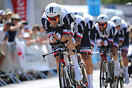 Tom Dumoulin (NED - Team Sunweb) during the Tour de France 2018, Stage 3, Team Time Trial, Cholet-Cholet (35 km) on July 9th, 2018 - Photo Kei Tsuji/ BettiniPhoto / ProSportsImages / DPPI