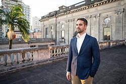Governador do Rio Grande do Sul, Eduardo Leite no Palácio Piratini. FOTO: <br /> Jefferson Bernardes/ Agência Preview