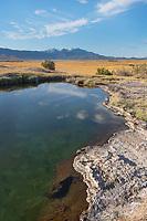 Borax Hot Springs, Alvord Desert, Oregon