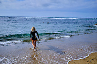 France, Pyrénées-Atlantiques (64), Pays Basque, Guéhtary, la plage // France, Pyrénées-Atlantiques (64), Basque Country, Guéthary, the beach