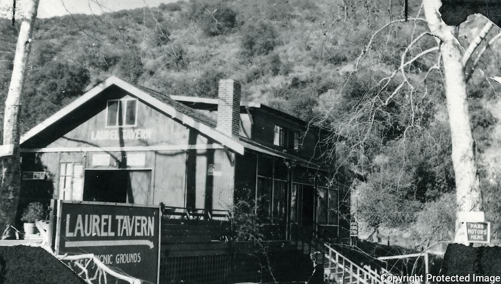 1928 Laurel Tavern in Laurel Canyon